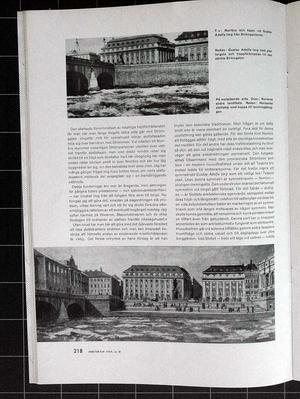 Architecture 1959/10 Stockholms slott, Nicodemus Tessin dy.