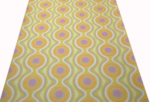Midcentury wallpaper no A6118