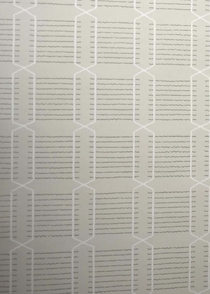 Midcentury wallpaper no A6123