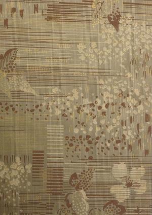 Art deco wallpaper no A6162
