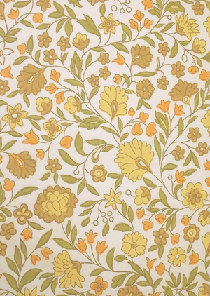 Midcentury wallpaper no A6171