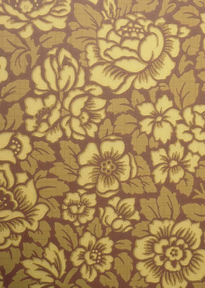 Midcentury wallpaper no A6172