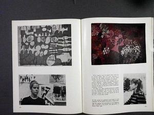 FORM 1963/3 Hagerman, Hahn, Torsson, Lillemor Löfstrand, Veronica Nygren, textil